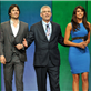 Ian Somerhalder, Mark Pedowitz, and Nina Dobrev at The CW Network's 2013 Upfront presentation 151280