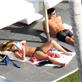 Jennifer Aniston in a bikini and Justin Theroux in jean shorts in Cabo for Christmas 135342