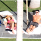 Jennifer Aniston in a bikini and Justin Theroux in jean shorts in Cabo for Christmas 135343