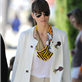 Jessica Biel shops in Santa Monica yesterday 128335