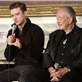 Justin Timberlake with Sam Moore, Mavis Staples, Charlie Musselwhite, and Ben Harper at the White House 146349