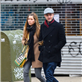 Jessica Biel and Justin Timberlake walk around NYC 142521