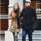 Jessica Biel and Justin Timberlake walk around NYC 142525