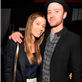 Jessica Biel and Justin Timberlake backstage after MasterCard Priceless Premieres presents Justin Timberlake at Roseland Ballroom 148995