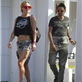 Kate Hudson and Matt Bellamy leave their house together  120408
