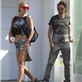 Kate Hudson and Matt Bellamy leave their house together  120409
