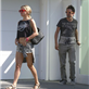 Kate Hudson and Matt Bellamy leave their house together  120410