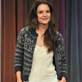 Katie Holmes on Jimmy Fallon  132287