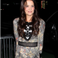 Katie Holmes at the Dead Accounts opening night after party 133482