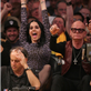 Katy Perry and her dad at the Lakers vs The Dallas Mavericks opening game of the season at the Staples Center in Los Angeles, CA 130740