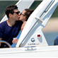 Keira Knightley and James Righton on their Honeymoon in Corsica, France  150417
