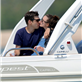 Keira Knightley and James Righton on their Honeymoon in Corsica, France  150418