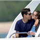 Keira Knightley and James Righton on their Honeymoon in Corsica, France  150419