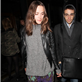Keira Knightley pictured leaving the Groucho members club in Soho in the early hours of the day in London 151174