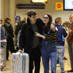 Keira Knightley meets fiancé James Righton at the airport in Paris  148723