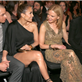 Jennifer Lopez and Casper Smart sit with Nicole Kidman and Casper Smart at the 55th Annual Grammy Awards  139469
