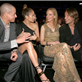 Jennifer Lopez and Casper Smart sit with Nicole Kidman and Casper Smart at the 55th Annual Grammy Awards  139471