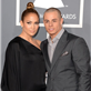 Jennifer Lopez and Casper Smart at the 55th Annual Grammy Awards  139473