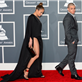 Jennifer Lopez and Casper Smart at the 55th Annual Grammy Awards  139476