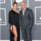 Jennifer Lopez and Casper Smart at the 55th Annual Grammy Awards  139477