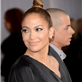 Jennifer Lopez and Casper Smart at the 55th Annual Grammy Awards  139480