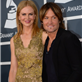 Nicole Kidman and Keith Urban at the 55th Annual Grammy Awards  139483