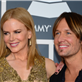 Nicole Kidman and Keith Urban at the 55th Annual Grammy Awards  139486