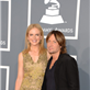 Nicole Kidman and Keith Urban at the 55th Annual Grammy Awards  139489