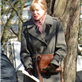 Nicole Kidman on the set of Before I Go To Sleep in London  145476