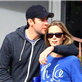 John Krasinski and Emily Blunt grab lunch in Beverly Hills 134756