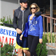 John Krasinski and Emily Blunt grab lunch in Beverly Hills 134760