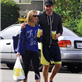John Krasinski and Emily Blunt grab lunch in Beverly Hills 134761