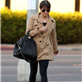 Lea Michele exits the salon after receiving a manicure/pedicure in West Hollywood 137381