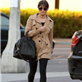 Lea Michele exits the salon after receiving a manicure/pedicure in West Hollywood 137383