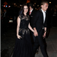 Lily Collins and Jamie Campbell Bower at the 2013 Costume Institute Gala 149483