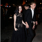 Lily Collins and Jamie Campbell Bower at the 2013 Costume Institute Gala 149485