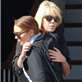 Lindsay Lohan hugs her mother after their big blowout last night 128960
