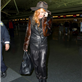 Lindsay Lohan and her mother Dina Lohan head to Los Angeles from JFK airport ahead of Lindsay's court appearance  138341