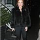 Linsday Lohan out in London the other night 135629