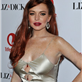 Lindsay Lohan at the Los Angeles premiere of Liz & Dick  132668