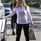 Hilary Duff on Election Day 2012 131277