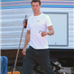 Josh Duhamel on Election Day 2012 131280