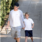 Ryan Phillippe with his son Deacon on Election Day 2012 131289