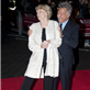 Maggie Smith and Dustin Hoffman at the London premiere of Quartet 129429