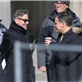 George Clooney and Matt Damon on the set of The Monuments Men in Berlin  144828
