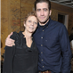 Jake Gyllenhaal attends the 'Very Good Girls' premiere at Eccles Center Theatre during the 2013 Sundance Film Festival with his mother Naomi Foner 137858