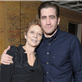 Jake Gyllenhaal attends the 'Very Good Girls' premiere at Eccles Center Theatre during the 2013 Sundance Film Festival with his mother Naomi Foner 137859