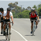 Matthew McConaughey, Lance Armstrong and Jake Gyllenhaal go for bike ride in Malibu, 2006 137866