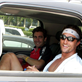 Matthew McConaughey, Lance Armstrong and Jake Gyllenhaal go for bike ride in Malibu, 2006 137867
