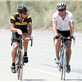 Matthew McConaughey, Lance Armstrong and Jake Gyllenhaal go for bike ride in Malibu, 2006 137868